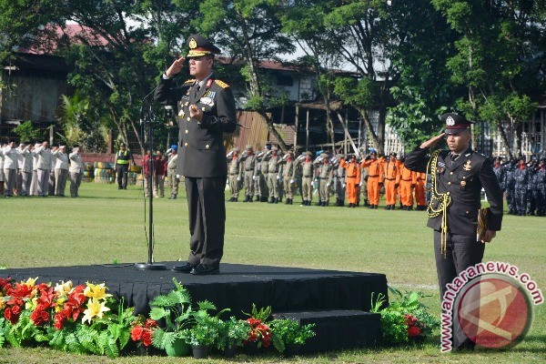 Kapolda: Presiden Jokowi apresiasi kinerja Polri