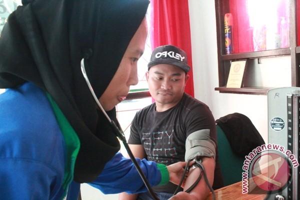 Komunitas motor sumbang darah ke RSUD Jayawijaya