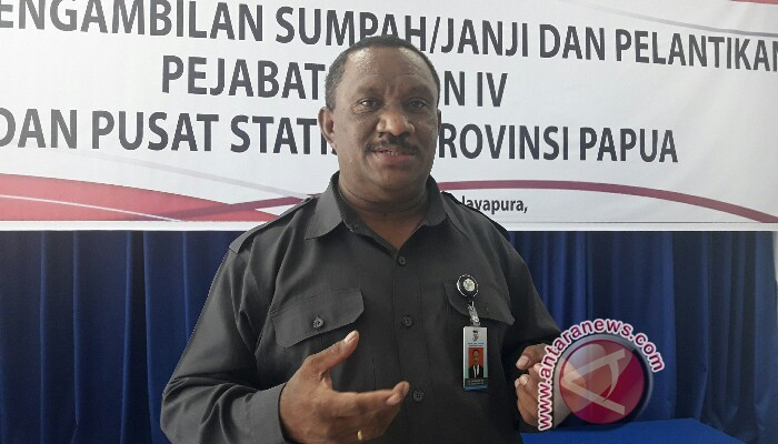 Ekspor Papua turun 44,03 persen
