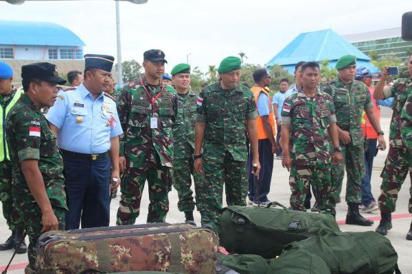 Tim pendahulu Ekspedisi NKRI tiba di Merauke