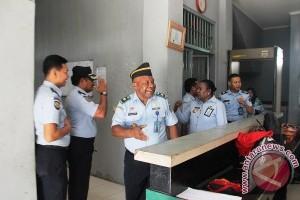 Kakanwil Kemenkumham Papua sidak Lapas dan Imigrasi Jayapura