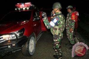 Satgas Pamtas gelar sweeping di perbatasan RI-PNG