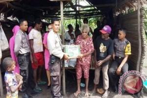 Polisi Merauke bhakti sosial peringati HUT Bhayangkara
