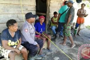 Polsek Unurum Guay gelar patroli dialogis
