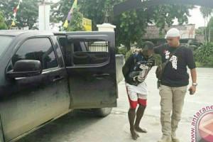 Polres Jayapura tangkap pelaku pencurian dengan kekerasan
