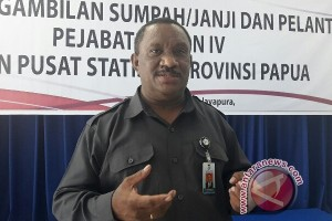 BPS: impor Papua didominasi komoditas nonmigas