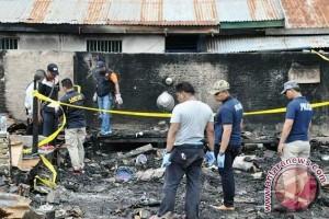 Polisi sebut kebakaran di Merauke akibat korsleting