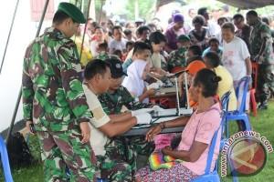 Pertamina-TNI gelar pengobatan massal di Merauke