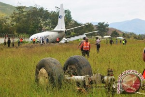 Pemkab Jayawijaya hentikan sementara operasional pesawat kargo