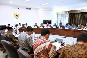 PSN Papua dibahas dalam rapat terbatas Presiden