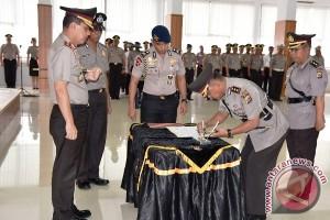 AKBP Fernando Indra Napitulu dilantik sebagai Kapolres Puncak Jaya