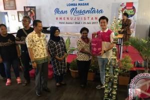 Pertamina Maluku-Papua sponsori lomba masak menuju istana