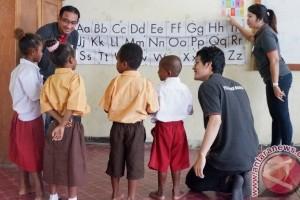 Eksistensi YPK mencerdaskan anak asli Papua