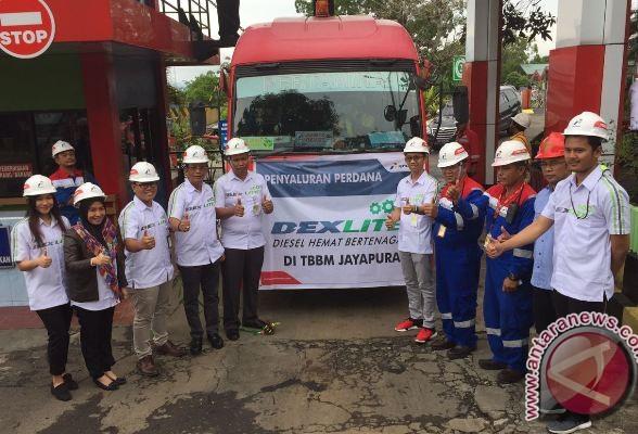 Pertamina mulai pasarkan dexlite di Jayapura