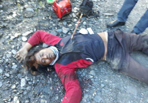Tukang ojek ditembak mati di Puncak Jaya