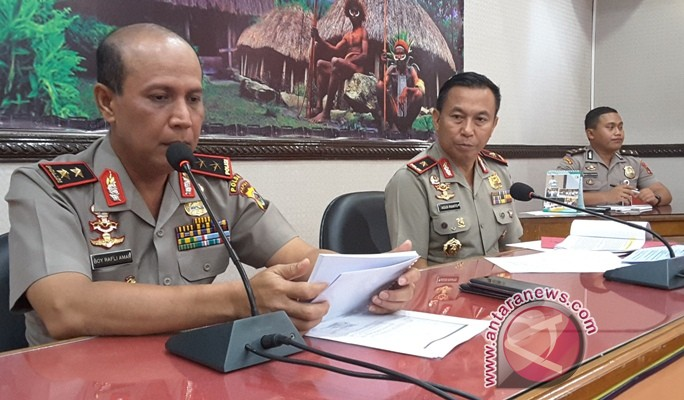 Sembilan polisi segera disidangkan terkait penembakan di Deiyai