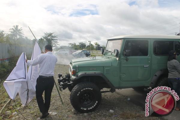Anggota DPRD Mimika Terpilih akhirnya buka blokade jalan