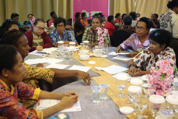 Pemprov Papua apresiasi temu publik kesejahtaraan perempuan-anak