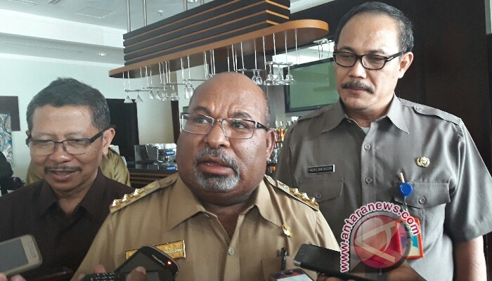 Pemprov Papua apresiasi kebijakan pusat bangun Bumi Cenderawasih