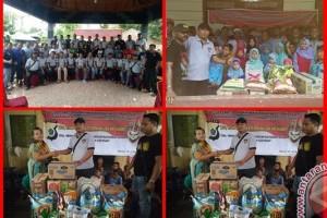 Ershi Community Polda Papua anjangsana dan bhakti sosial ke panti asuhan