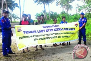 Polres Jayapura sosialisasi Pancasila guna antisipasi radikalisme