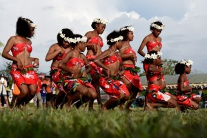 Tari Pate-Pate repatrian PNG