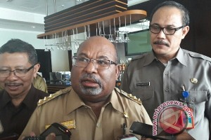 Gubernur Papua klaim dana otsus telah bangun berbagai sektor