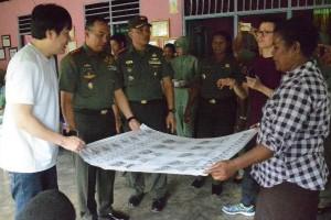 Danrem PWY resmikan sarana-prasarana pondok batik bantuan Adiwastra Nusantara