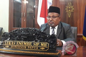Gubernur Papua upayakan tuntaskan pembangunan RS rujukan regional