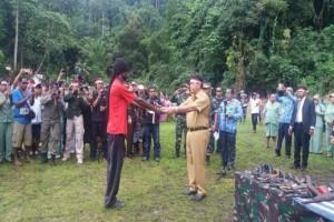 Pemkab Yapen apresiasi kembalinya 77 anggota OPM ke pangkuan NKRI