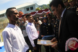 22 Narapidana di Papua dapat remisi bebas