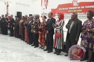 Konjen PNG hadiri resepsi kenegaraan HUT RI di Jayapura