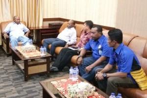 UP2KP temui Bupati Merauke terkait RS regional
