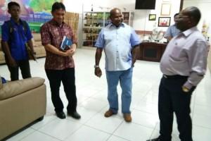 Bupati Merauke bantu Rp500 juta untuk operasional UP2KP Anim-ha