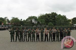 TNI-Polri tingkatkan kesiagaan pascakerusuhan di area Freeport
