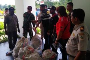 TNI gagalkan penyelundupan ratusan kilogram vanili dari PNG
