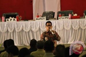 KPK bekali 328 kepala kampung di Jayawijaya