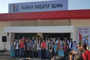Rumah kreatif BUMN Supiori bantu pasarkan produk UMKM melalui daring
