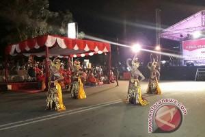 30 sanggar meriahkan pagelaran seni-budaya nusantara di Papua