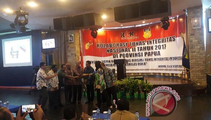 Pemprov Papua harap KTIN hasilkan rekomendasi pemberantasan korupsi