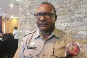 Dua kabupaten di Papua belum bentuk BPBD