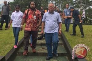 Menteri PUPR pastikan bangun lima venue PON