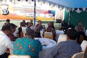 """Polda Papua sosialisasi """"Kampung ATM"""" di Abepura"""