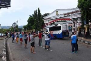 Polisi Papua gelar hari bebas kendaraan bermotor