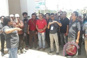 Peserta KTIN 2017 kunjungi perbatasan RI-PNG