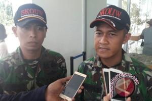 Satgas Pamtas RI-PNG gagalkan penyelundupan tiga kilogram ganja