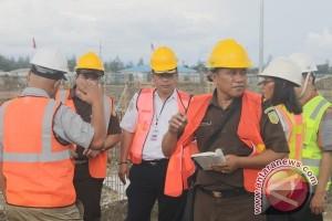 Tim TP4D tinjau pembangunan terminal Bandara Timika