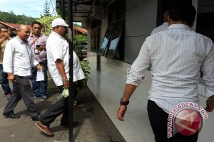 Polda Papua tahan Bupati Biak Numfor
