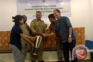 Kadinkes: program STBM Biak Numfor terbaik di Papua