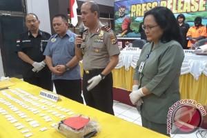 Kapolda Papua: S sudah tiga kali terima paket pil PCC